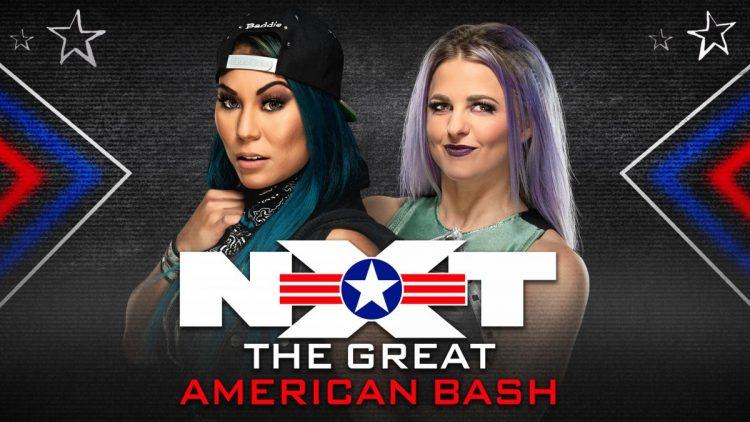 Previa NXT The Great American Bash 8 de julio de 2020