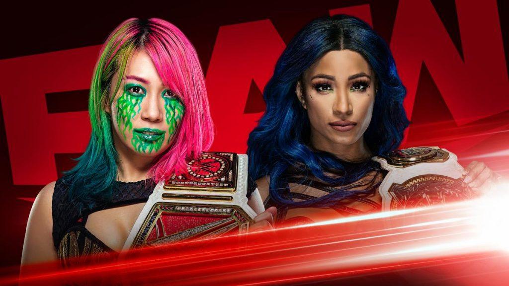 Previa WWE RAW 27 de julio de 2020