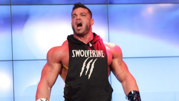 Brian Cage WWE
