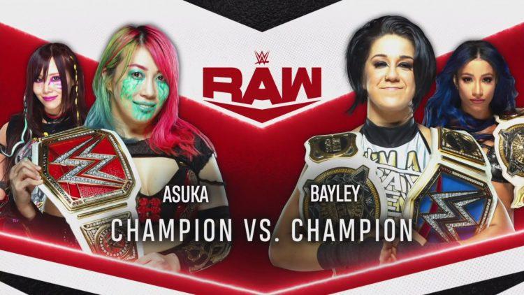 Asuka Bayley RAW