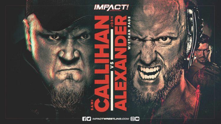 Resultados IMPACT Wrestling 11 agosto