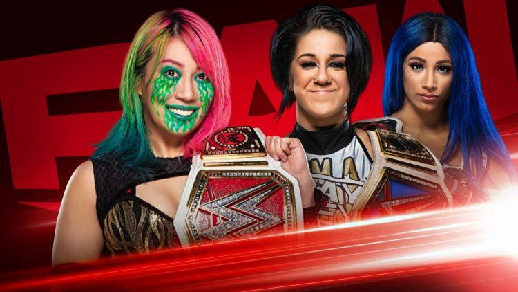 Resultados WWE RAW 6 de julio de 2020
