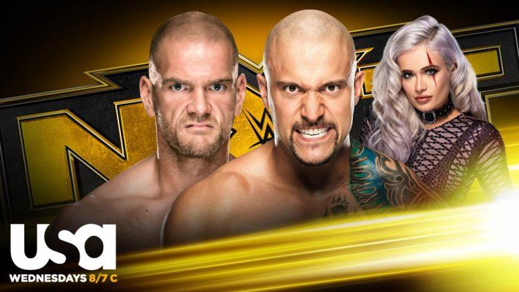 Resultados WWE NXT 12 de agosto de 2020