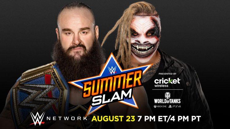 Braun Strowman se enfrentará a The Fiend en SummerSlam 2020