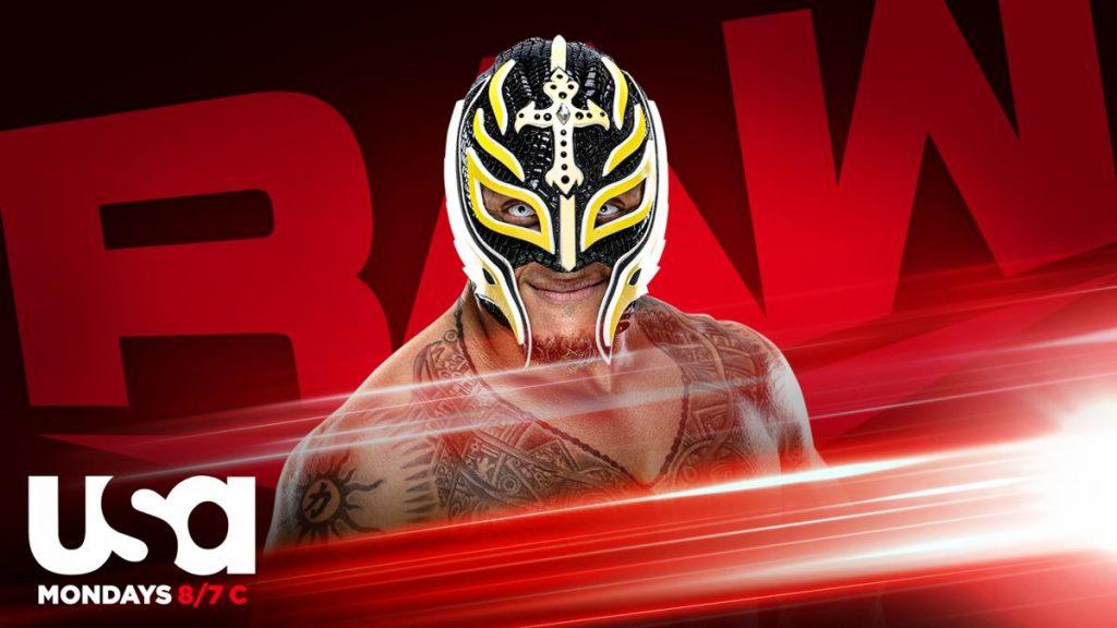 Previa WWE RAW 17 de agosto de 2020