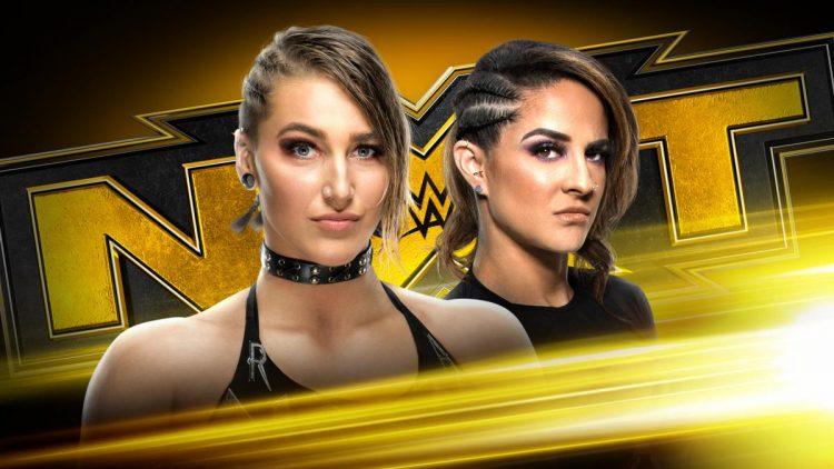 Resultados WWE NXT 5 de agosto de 2020