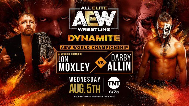 Resultados AEW Dynamite 5 de agosto de 2020
