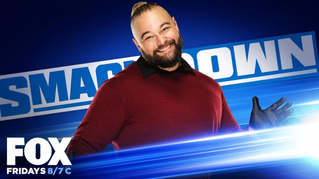 Previa WWE SmackDown 11 de septiembre de 2020