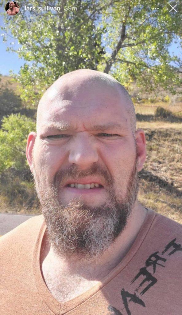 Más información sobre el regreso de Lars Sullivan a WWE