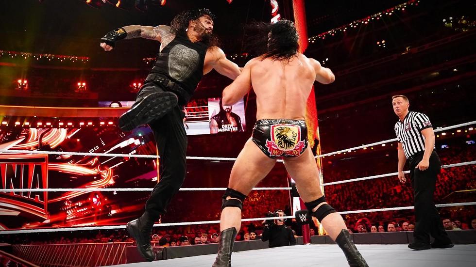 ▷ Triple H: 'Roman Reigns vs. Drew McIntyre podría ser como The Rock vs.  Stone Cold' • TurnHeelWrestling