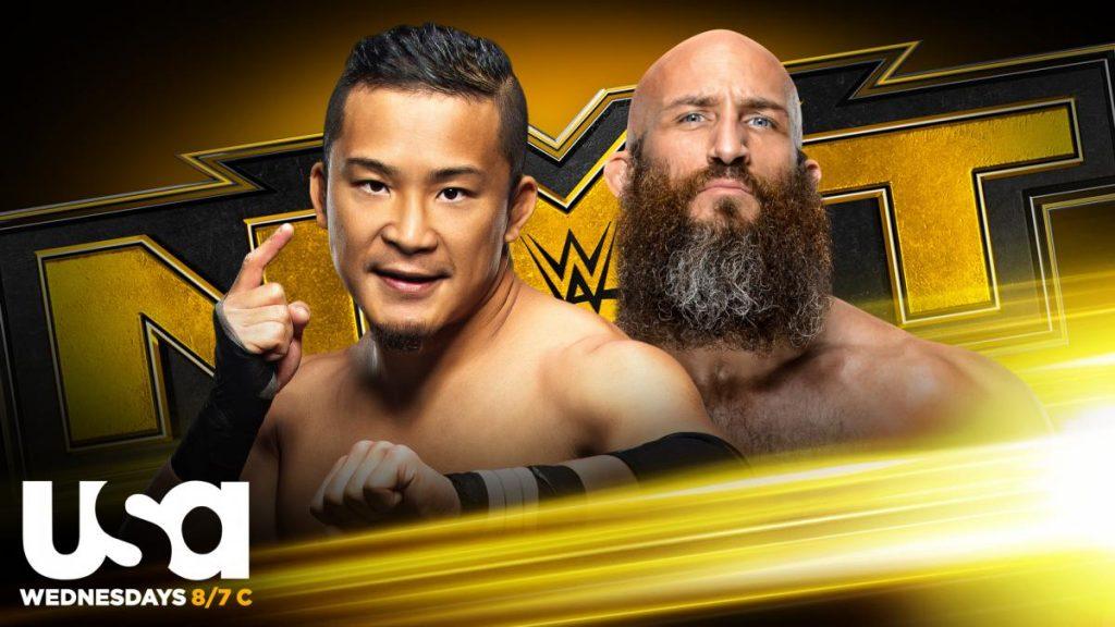 Previa WWE NXT 7 de octubre de 2020