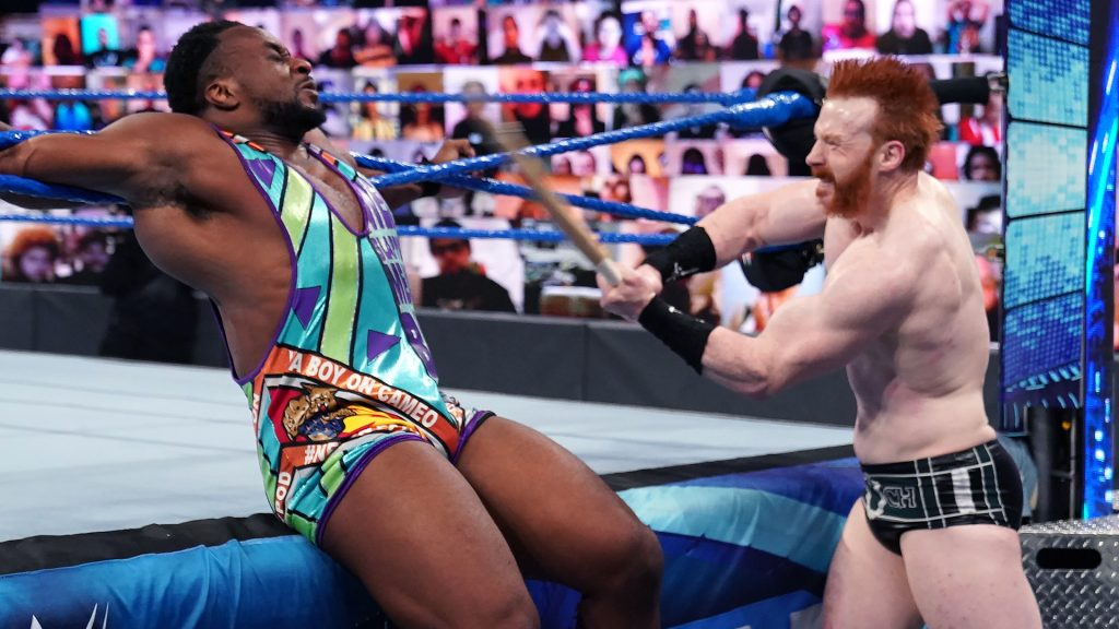 Big E promocionó su Cameo en SmackDown