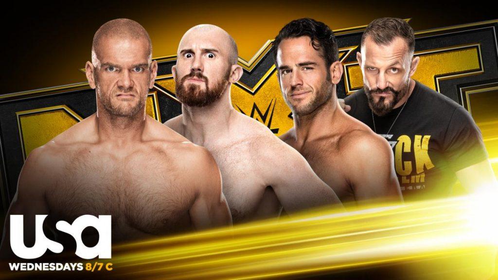 Previa WWE NXT 14 de octubre de 2020