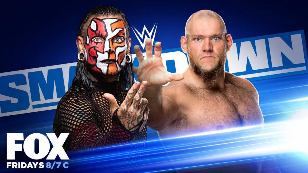 Previa WWE SmackDown 16 de octubre de 2020