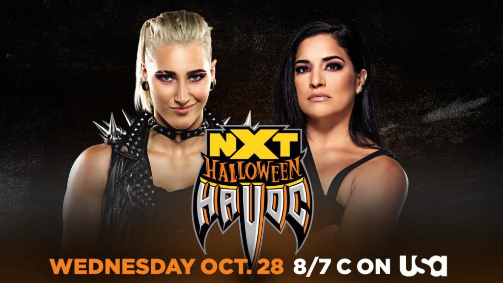 Previa WWE NXT 28 de octubre de 2020