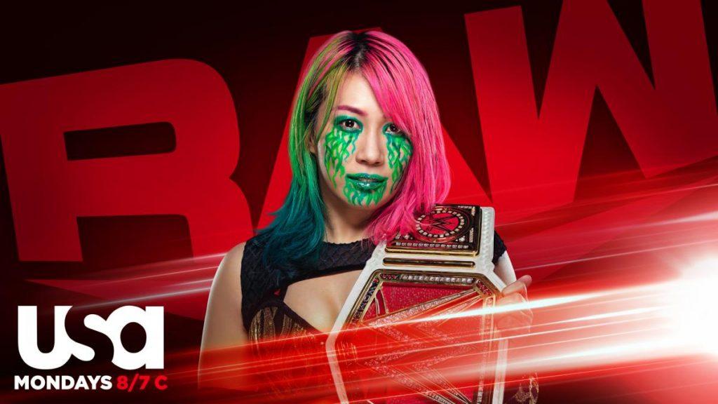 Previa WWE RAW 12 de octubre de 2020