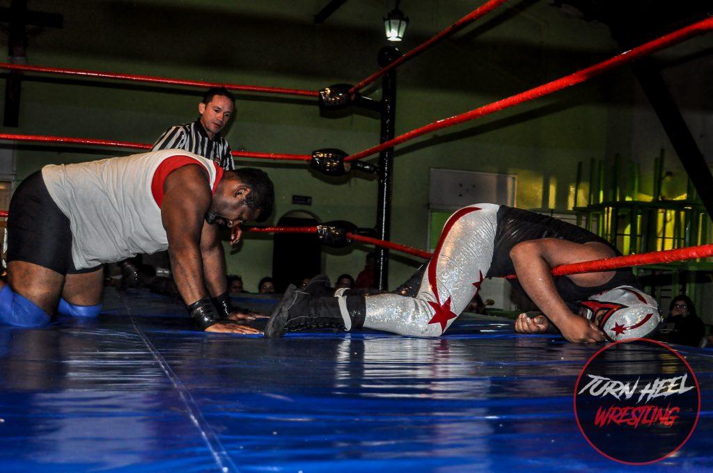 Turn Heel Wrestling entrevista a Terror Star campeón SAW-WAG