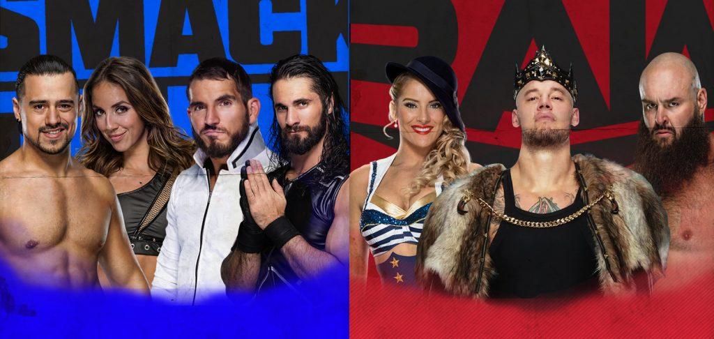 ¿Qué cambios de marca se deberían realizar en el WWE Draft 2020?