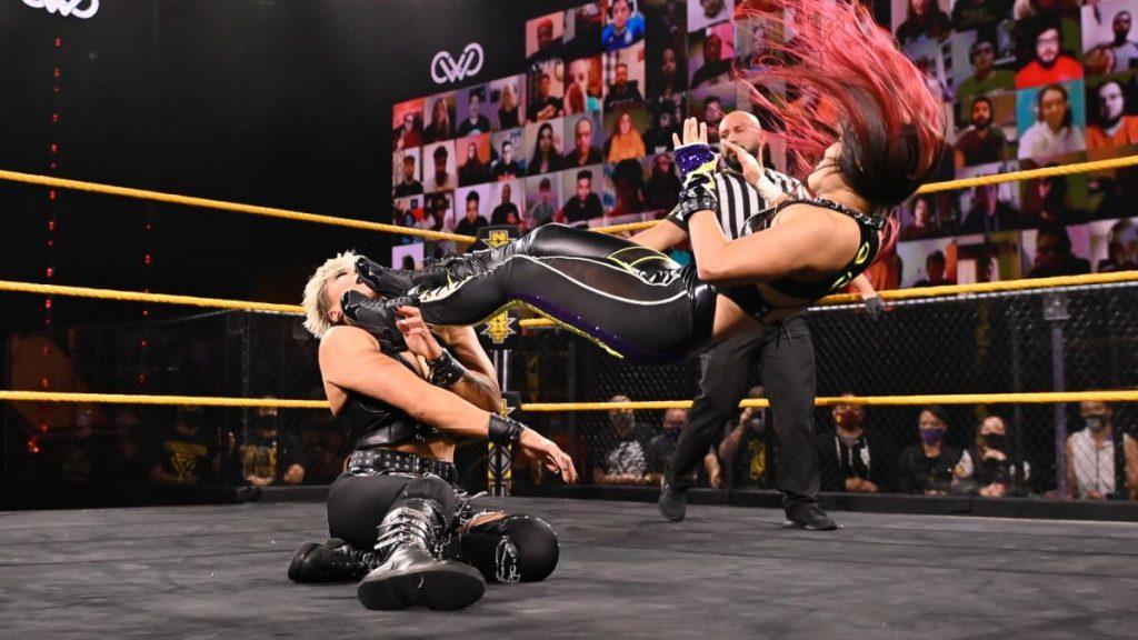 La división femenina de NXT: superior a la del roster principal en casi todo