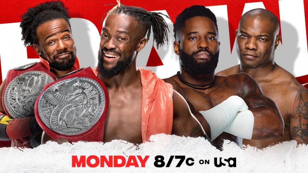 Previa WWE RAW 16 de noviembre de 2020