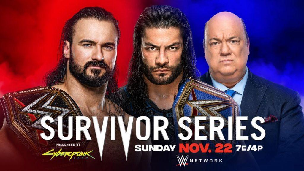 Predicciones y previa Survivor Series 2020