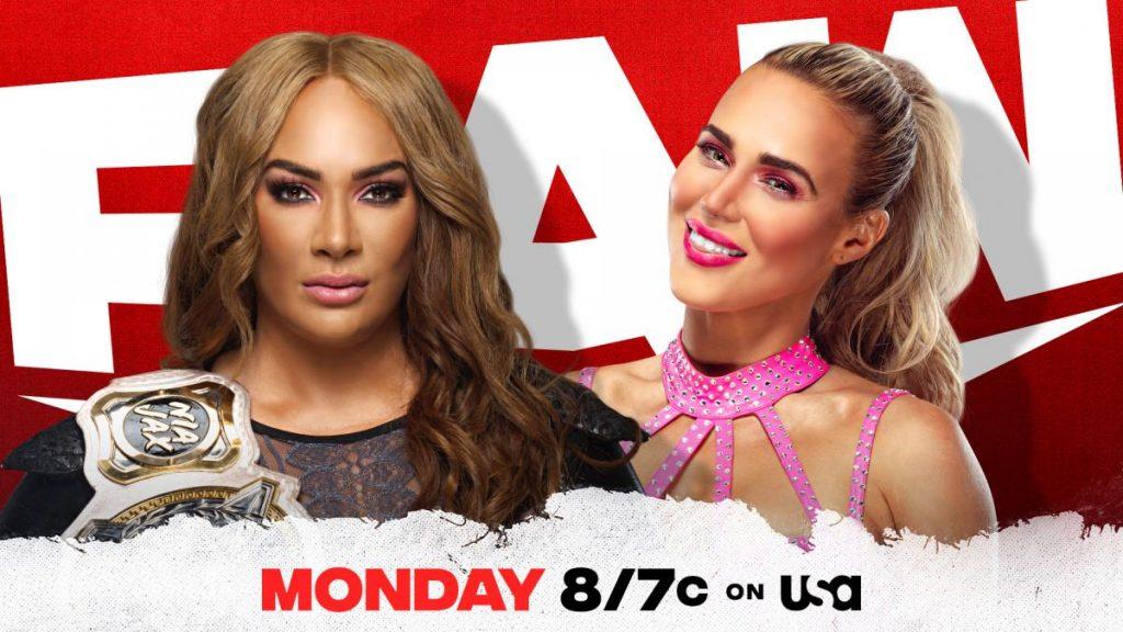 Previa WWE RAW 14 de diciembre de 2020