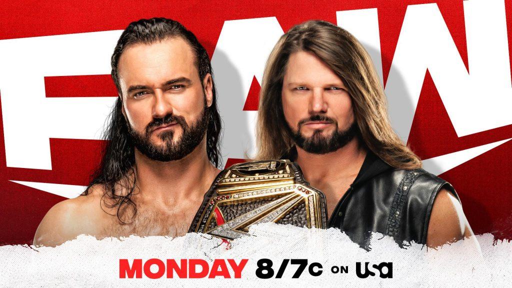 Previa WWE RAW 21 de diciembre de 2020