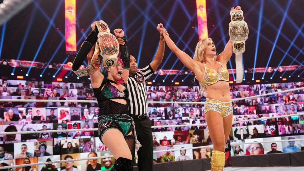WWE TLC 2020 a examen