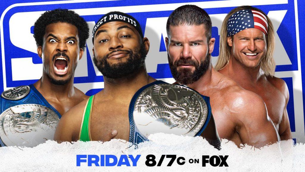Previa WWE SmackDown 8 de enero de 2021