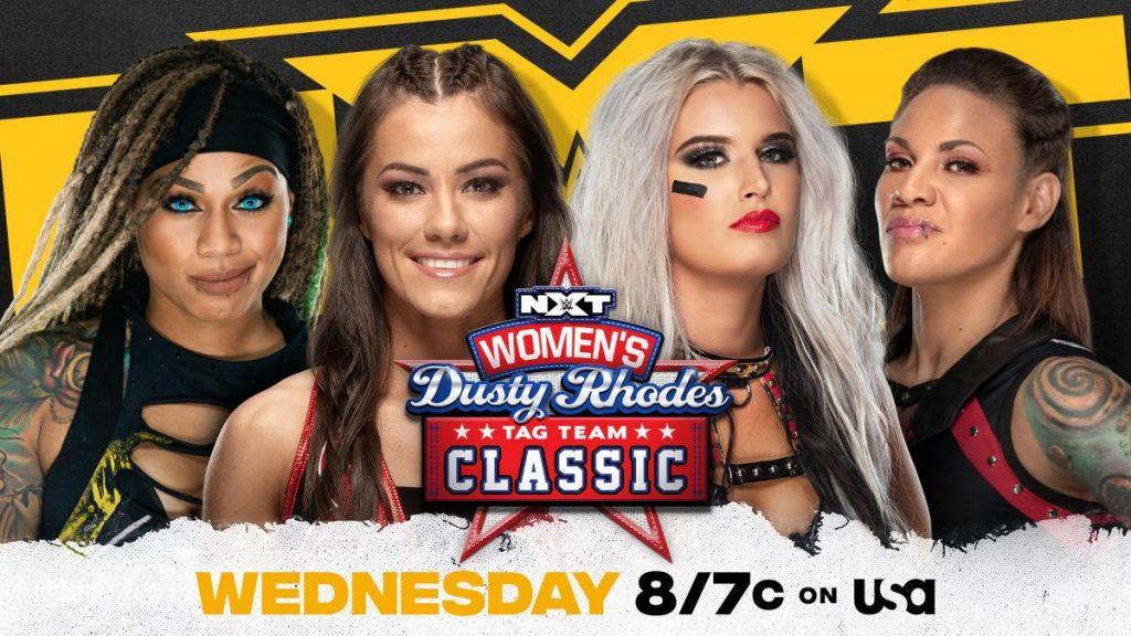 Previa WWE NXT 20 de enero de 2021