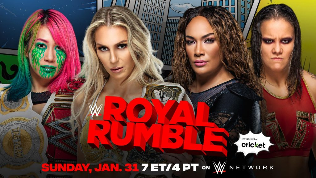 Predicciones y previa WWE Royal Rumble 2021