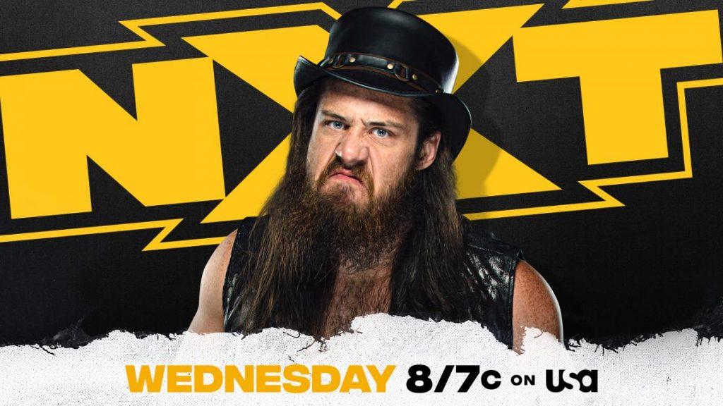 Previa WWE NXT 10 de febrero de 2021