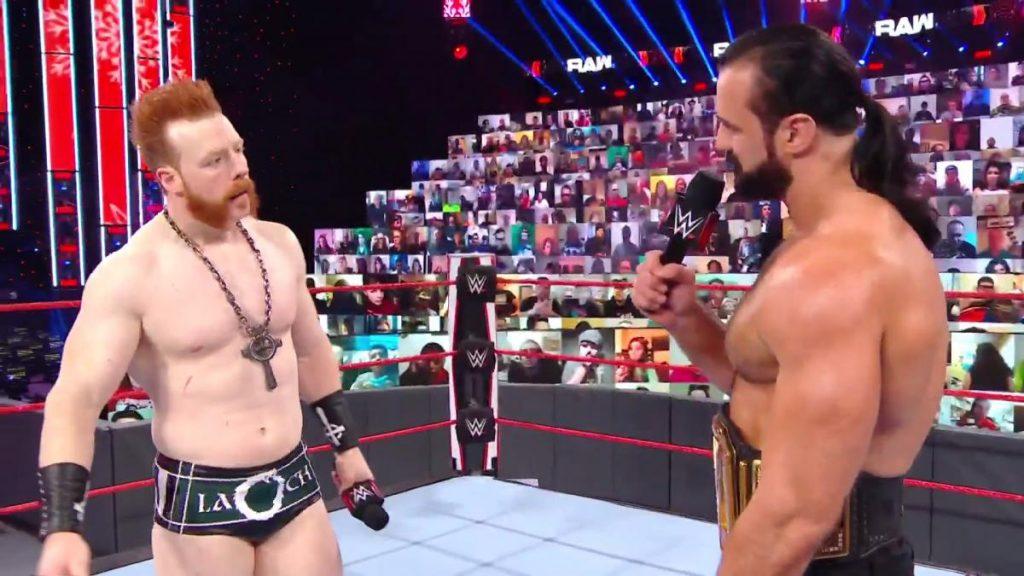 Previa WWE RAW 8 de febrero de 2021
