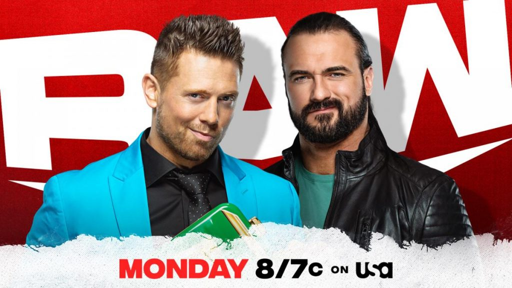 Previa WWE RAW 15 de febrero de 2021
