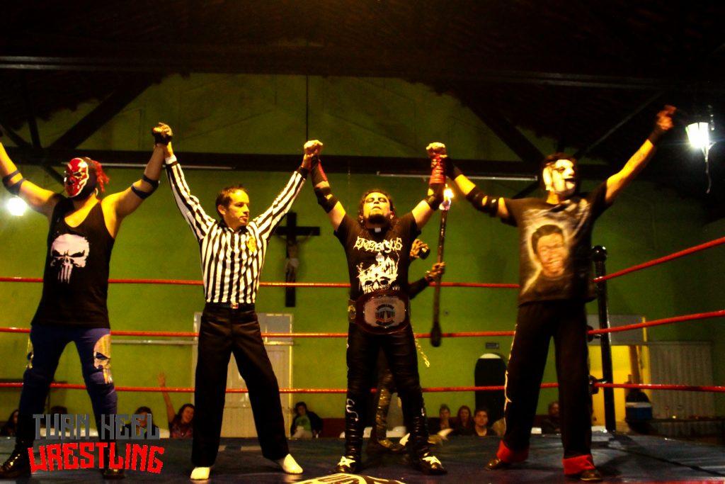 SAW-WAG Colombia anuncia la salida de varios de sus luchadores