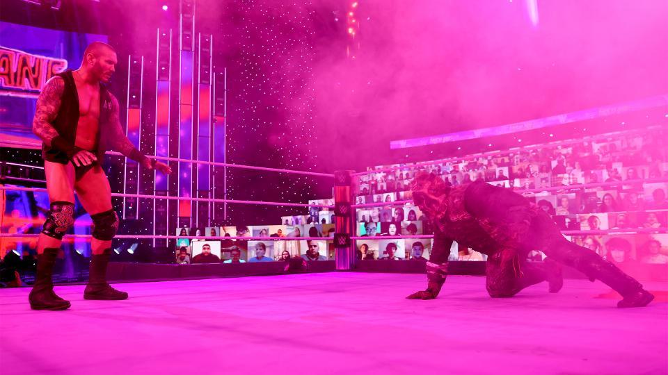 Resultados WWE RAW 22 de marzo de 2021