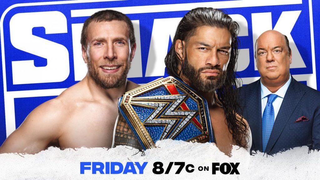 Previa WWE SmackDown 12 de marzo de 2021
