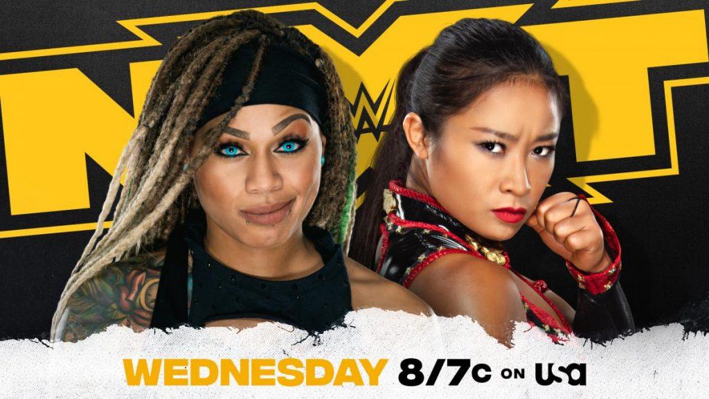 Previa WWE NXT 10 de marzo de 2021