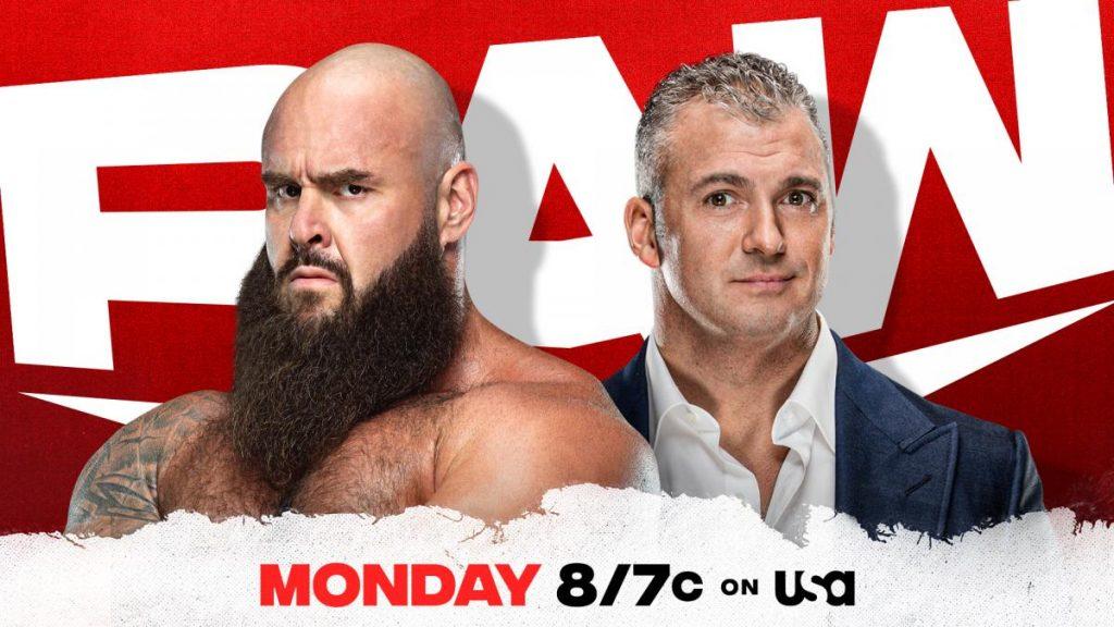 Previa WWE RAW 8 de marzo de 2021