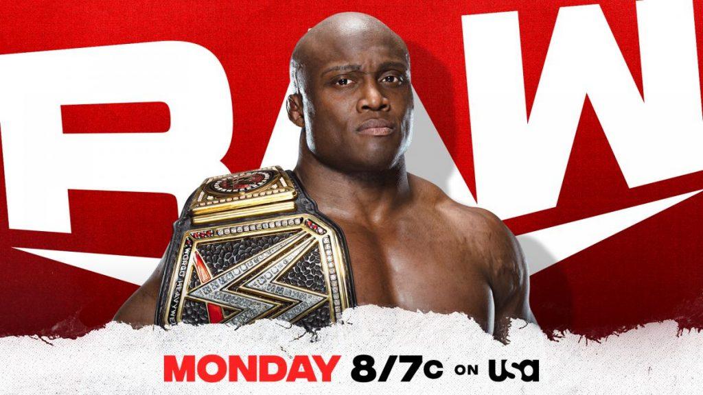 Previa WWE RAW 15 de marzo de 2021