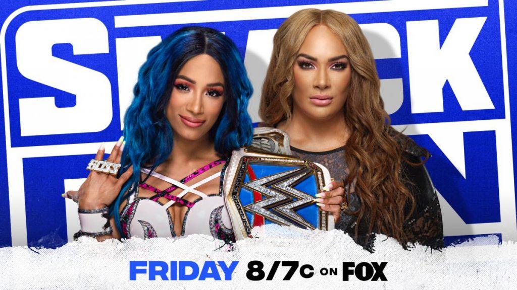 Previa WWE SmackDown 19 de marzo de 2021