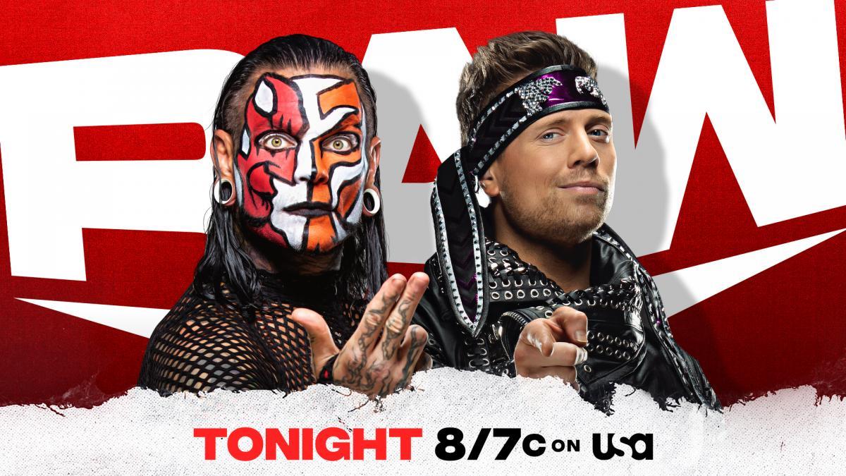 Previa WWE RAW 22 de marzo de 2021