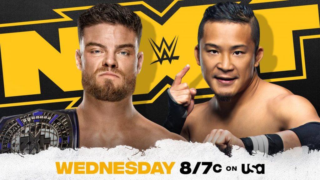 Previa WWE NXT 24 de marzo de 2021