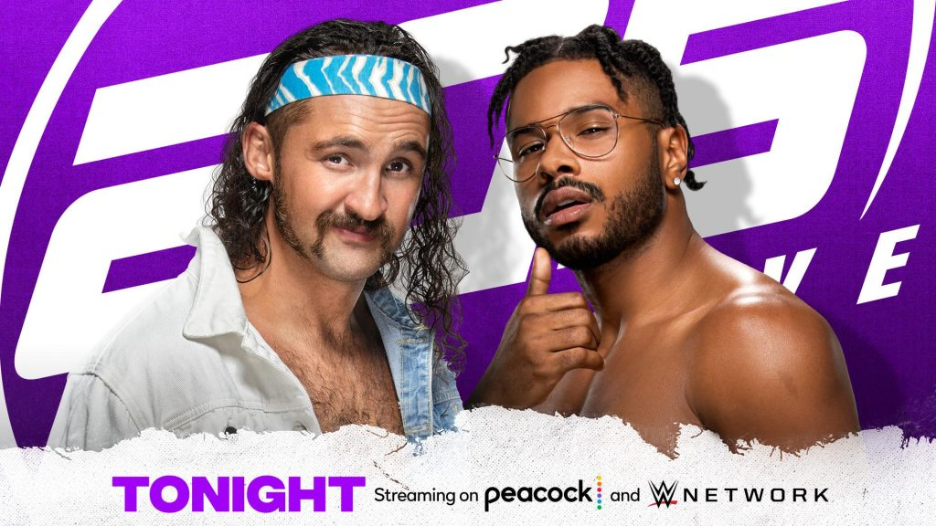 Previa WWE 205 Live 26 de marzo de 2021