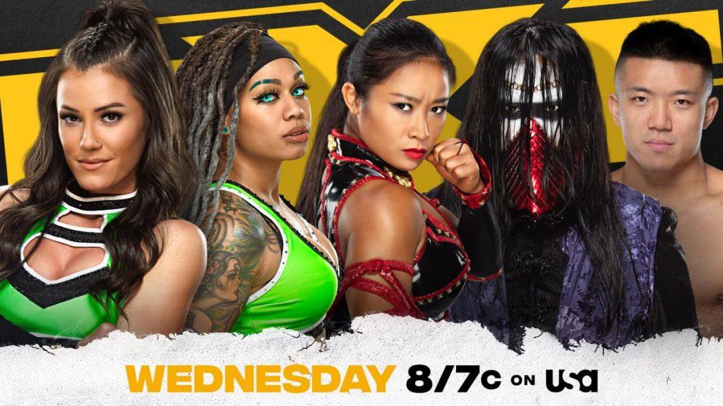 Previa WWE NXT 31 de marzo de 2021