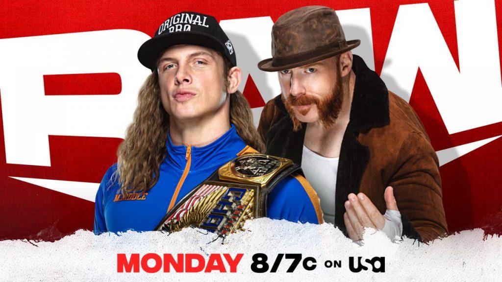 Previa WWE RAW 29 de marzo de 2021