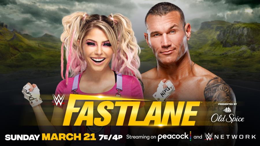 Alexa Bliss se enfrentará a Randy Orton en WWE Fastlane 2021