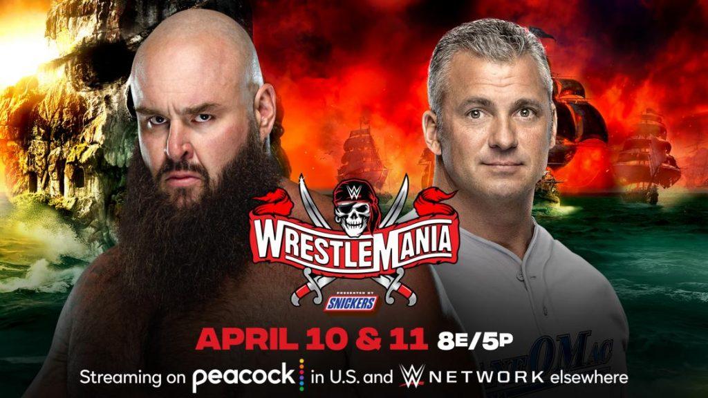 Predicciones y previa WrestleMania 37 2