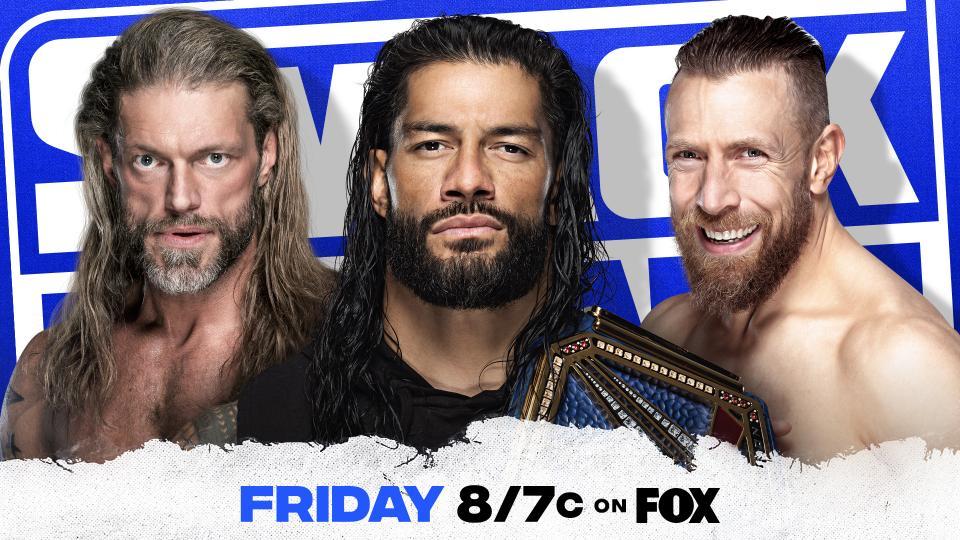 Previa WWE SmackDown 9 de abril de 2021