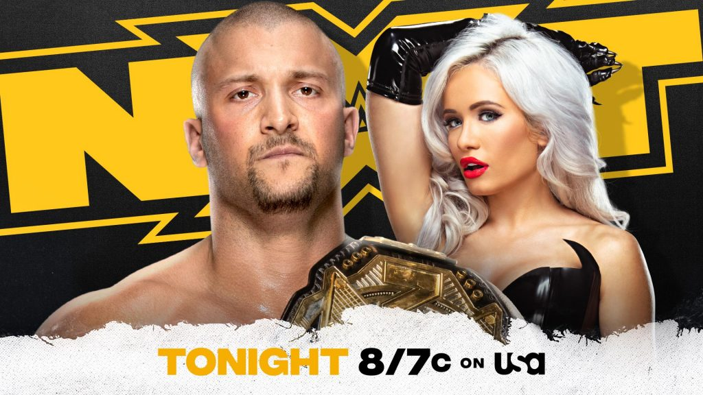 Previa WWE NXT 13 de abril de 2021